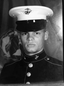 Josh Mattox AA Marine