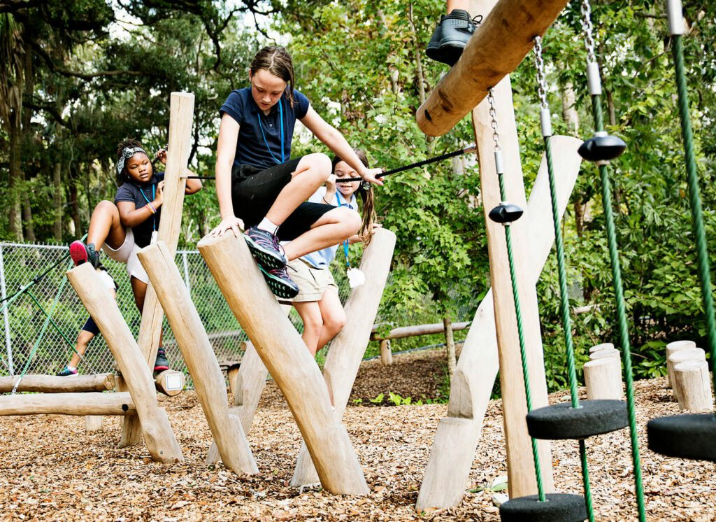 nature based playgrounds