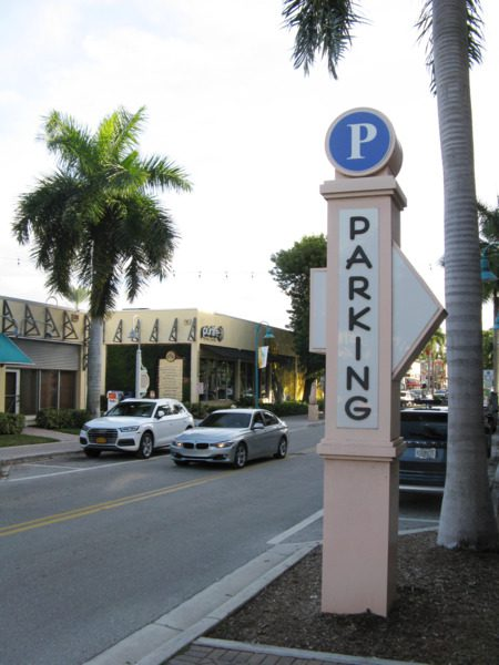 delray parking study