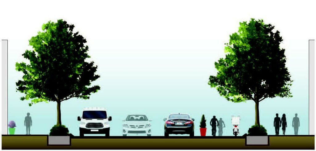Complete Streets graphic