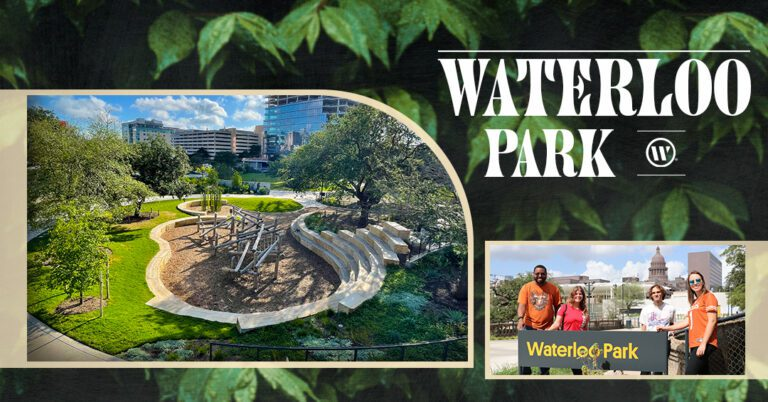 Waterloo Park Graphic