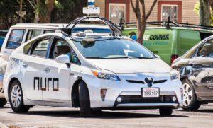 Autonomous Vehicle Age Delivery vehicles