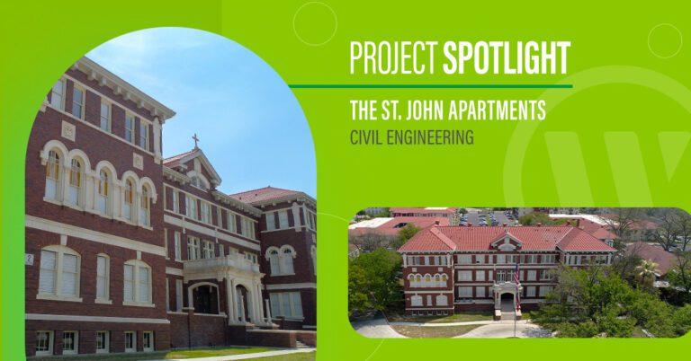 The St. John Apartments Project - San Antonio, TX